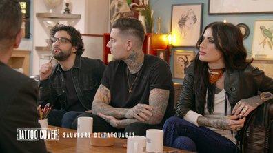 AVANT PREMIÈRE - Tattoo Cover : épisode inédit disponible grâce à MYTF1 Premium