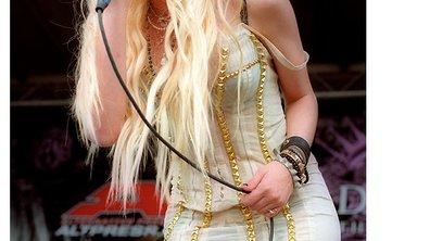 Gossip Girl : Regardez Taylor Momsen avec son groupe de rock !