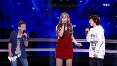 Team Amel Bent - Un nouveau trio se dévoile sur « Envole-moi »