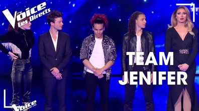 Team Jenifer - Poupie, Geoffrey/Arezki, Leona Winter ou Sidoine ? Les qualifiés sont….