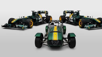 Team Lotus rachète officiellement Caterham