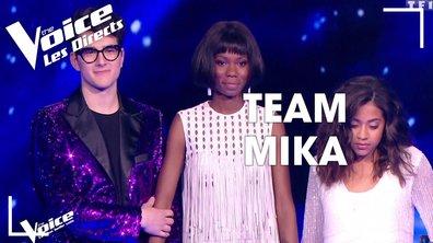 [Mika] : Gjon's Tears, London Loko ou Whitney ? Les qualifiés pour la demi-finale sont….(Direct 2 – Saison 8)