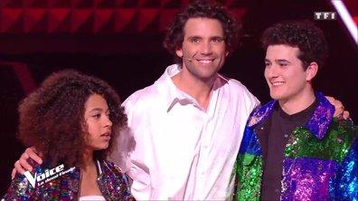 Team Mika : Gjon's Tears ou Whitney ? Le choix du public est… (Demi-finale / Saison 8)