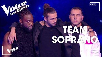 [Soprano] : Clément, Vay ou Gage ? Les qualifiés pour la demi-finale sont…. (Direct 2 – Saison 8)