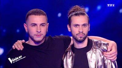 Team Soprano : Vay ou Clément ? Le choix du public est… (Demi-finale / Saison 8)