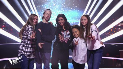 The Voice Kids 6 -  DEMI-FINALE (Jenifer) : Natihei sauvé, Lilou volée à Soprano