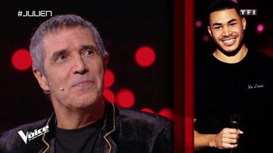 Auditions à l'aveugle - Quels sont les talents dans l'équipe de Julien Clerc ?