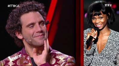 Auditions à l'aveugle - Quels sont les talents dans l'équipe de Mika ?