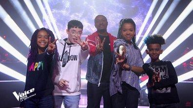 The Voice Kids 6 -  DEMI-FINALE (Soprano) : Talima sauvée, Philippe volé à Patrick Fiori