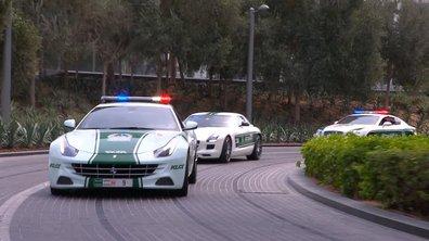 Teaser : La Police de Dubai invite Automoto