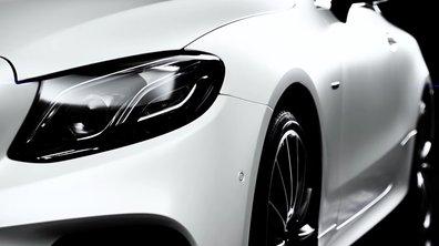 Mercedes-Benz préfigure sa future Classe E Coupé 2017