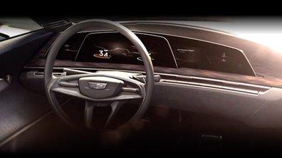 Cadillac tease son futur concept-car
