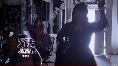 Esprits Criminels - REPLAY TF1 : Revivez la soirée du mercredi 5 novembre 2014 en streaming vidéo