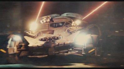 Justice League : Le teaser avec la Batmobile !