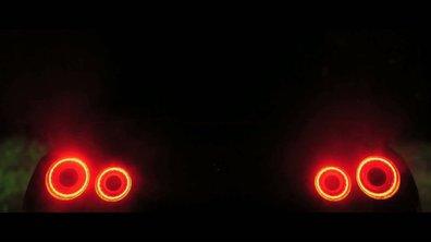 Nissan GT-R LM Nismo LMP1 2015 : teaser officiel