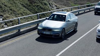 Nouvelle BMW Série 5 2017 : elle sera présentée ce jeudi 13 octobre !