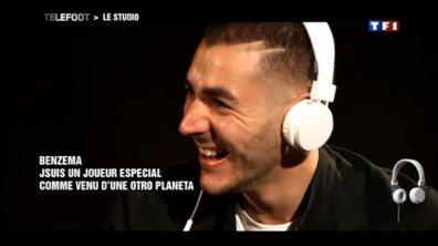 Mets ton casque : Karim Benzema
