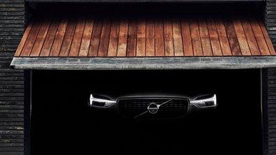 Volvo XC60 2017 : Une première photo teaser !