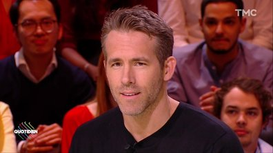 La technique anti-stress de Ryan Reynolds