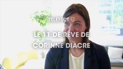 Le 11 de rêve de Corinne Diacre