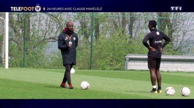 24h avec Claude Makélélé