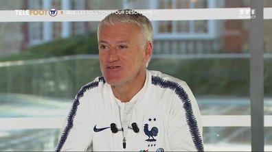 Adrien Rabiot de retour en équipe de France ? La réponse de Didier Deschamps