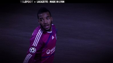 L'Archive du jour : Alexandre Lacazette, made in Lyon