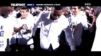 Angers retrouve la Ligue 1 !