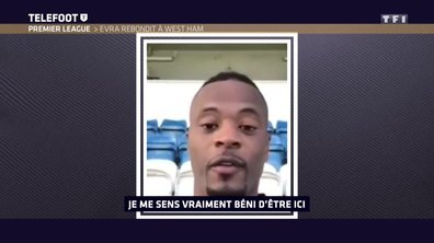Angleterre : Evra rebondit à West Ham