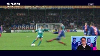 Les archives de Téléfoot : Patrick Collot buteur contre le PSG