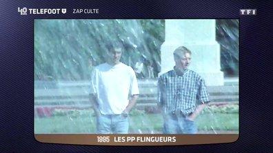 40 ans Téléfoot : Le zap culte avec les PP flingueurs