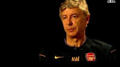 Arsène Wenger, premier fan d'Eden Hazard