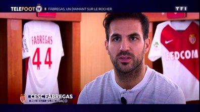 AS Monaco : Fabregas, un diamant sur le rocher