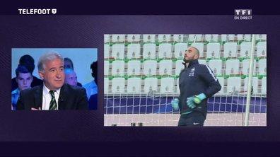 ASSE : Ruffier devrait-il être en équipe de France ?