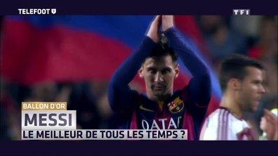 Ballon d'Or : Messi est-il le meilleur joueur de tous les temps ?