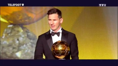 Ballon d'Or : Messi, seul au monde