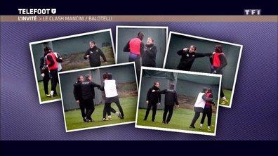 [Téléfoot 29/01] Balotelli/Mancini : Je t'aime, moi non plus...