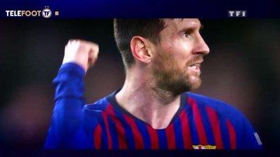 Barcelone : Messi, le patron est de retour