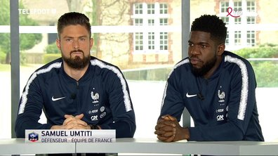 """Benjamin Mendy au Mondial """"Il est confiant pour revenir"""" selon Samuel Umtiti"""
