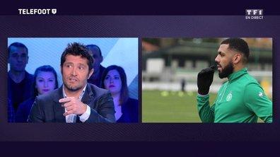 """Bixente Lizarazu : """"J'espère que M'Vila va se relancer à l'ASSE"""""""