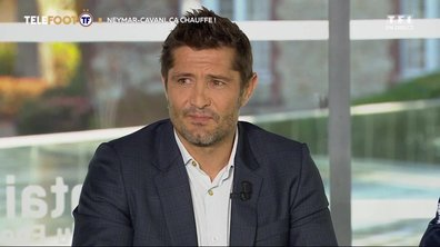 """Bixente Lizarazu : """"Le PSG doit régler le problème Cavani-Neymar"""""""