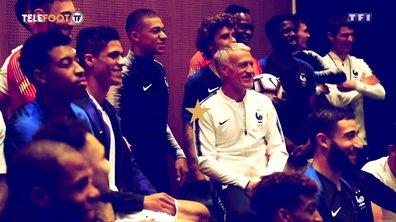 Equipe de France : Les Bleus assument leur statut