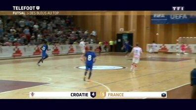 Les Bleus qualifiés pour l'Euro de Futsal !