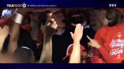 Brest, cap sur la Ligue 1