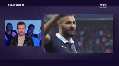 "Cabaye : ""Benzema est le meilleur attaquant français"""