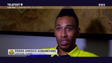 [Téléfoot 15/01]  Le Document : CAN 2017 : La folie Aubameyang !