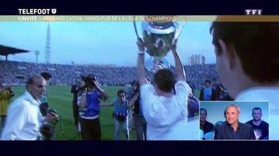 Casoni, vainqueur de la Ligue des champions