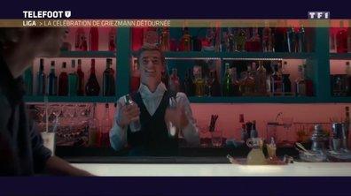 Buzz : La célébration d'Antoine Griezmann détournée