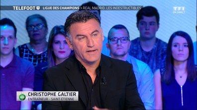 """Christophe Galtier : """"Ramos aurait dû être expulsé"""""""