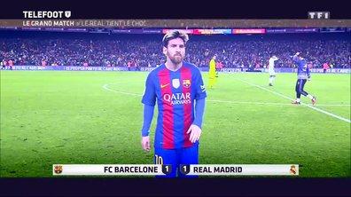 Clasico : le Real Madrid tient le choc